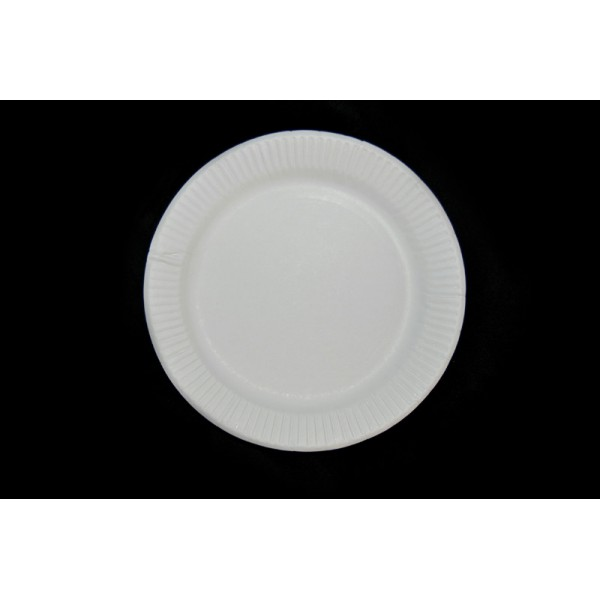 ... White paper plates 6 - package of 100 plates ...  sc 1 st  Disposables & Buy White paper plates 6\