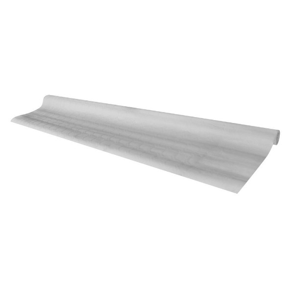 White tablecloth, 7 m - paper table cover roll