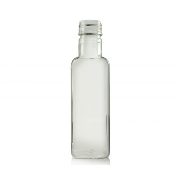 Small plastic bottles, 250 ml - package of 1 bottle