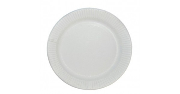 Buy Large white paper plates 9\  - package of 100 plates - Disposablesfarla.com  sc 1 st  Disposables & Buy Large white paper plates 9\