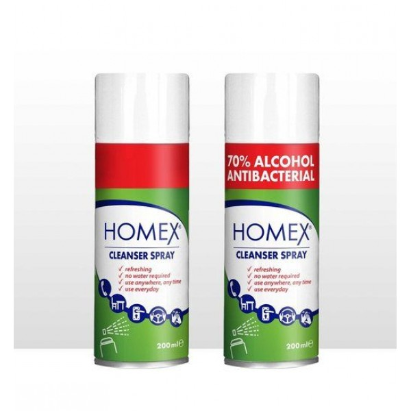 HOMEX ALL IN ONE DESINFECTANT SPRAY
