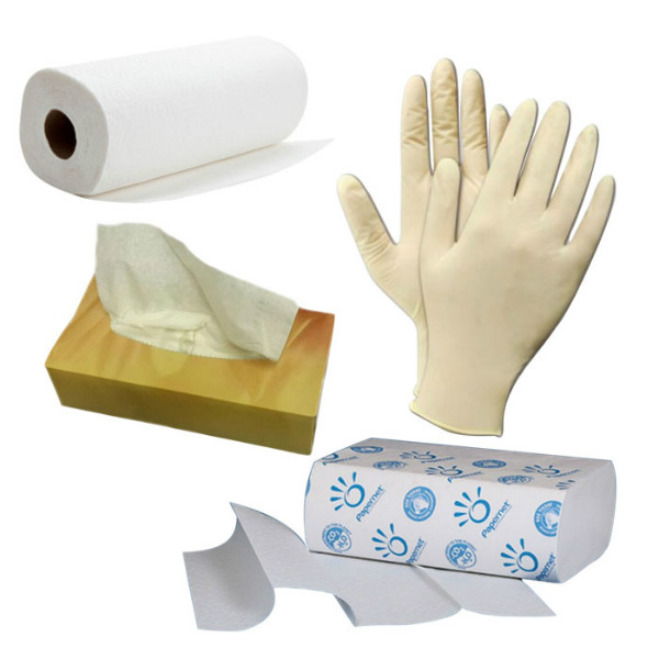 Disposable hygiene material